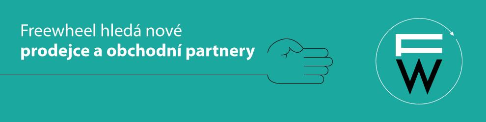 Hledáme nové prodejce a obchodní partnery