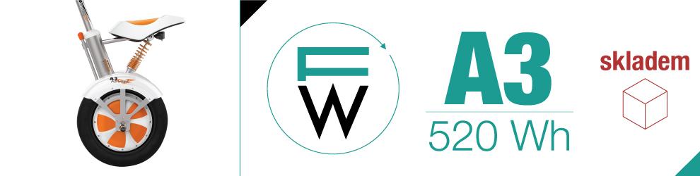 Airwheel_A3_520Wh | elektricka dvoukolka